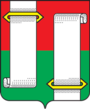 Coat of Arms of Oktyabrsky (Moscow oblast).png