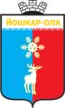 Coat of Arms of Yoshkar-Ola (Mariy-El) (1968).png