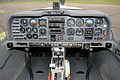 Cockpit of Grob Tutor Two Seat Training Aircraft MOD 45152683.jpg