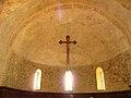 Codiponte-pieve santi Cornelio e Cipriano-crocifisso altare.jpg