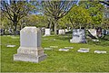 Cogswell Family Marker and Graves -- Section 14 Rosehill Cemetery Chicago (IL) April 2012 (7146384475).jpg