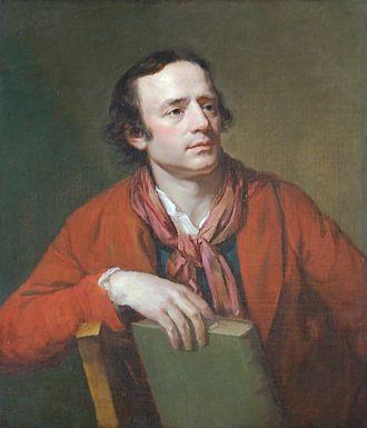 Isaac Barré - Colonel Barré, c. 1765, by Douglas Hamilton