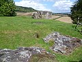 Coldrum Long Barrow and its setting - geograph.org.uk - 2541941.jpg