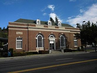 Whitman County, Washington - Image: Colfax Post Office