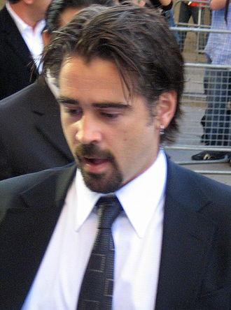Colin Farrell - Farrell at the 2007 Toronto International Film Festival