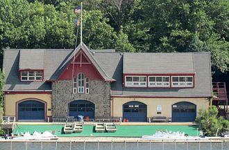 College Boat Club - Image: College BC2010