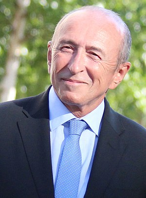 Gérard Collomb - Image: Collomb Cropped 2