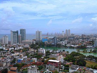 Western Province, Sri Lanka Province in Sri Lanka
