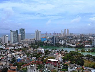 Tourism in Sri Lanka - Sri Lanka's capital city of Colombo was the world's fastest growing tourist city in 2015.