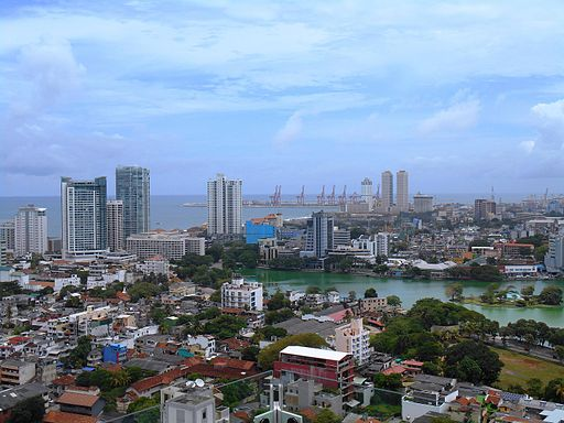 Colombo City, Sri Lanka