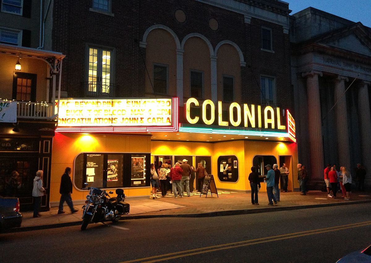 colonial theatre phoenixville pennsylvania wikipedia