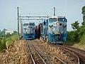 Comboios em cruzamento no Pátio da Estação Ferroviária de Itu - Variante Boa Vista-Guaianã km 203 - panoramio - Amauri Aparecido Zar… (3).jpg