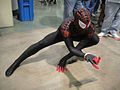 Comikaze Expo 2011 - Miles Morales, the new Ultimate Spider-Man (6325381992).jpg