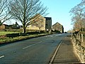 Coming into West Bretton - geograph.org.uk - 113029.jpg