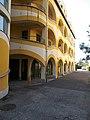 Commercial and residential building, NW, Szent Imre herceg utca, 2019 Szentes.jpg