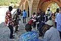 Con la Virgen de Popenguine (Senegal) en Torreciudad 2017 - 46 (35076789082).jpg