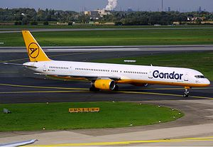 Condor Boeing 757-300 Spijkers.jpg