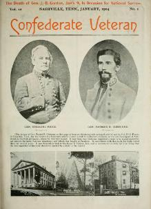 Confederate Veteran volume 12.djvu
