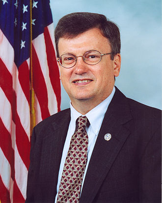 Mark Souder - A younger Congressman Souder