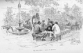 Constantinople(1878)-On the Horn of gold - in front of the caffe shop.png