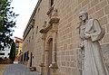 Convent francicà i estàtua, Benissa.JPG