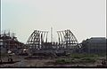 Convention Centre Complex Under Construction - Science City - Calcutta 1995 501.JPG