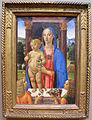 Cosimo rosselli, madonna col bambino e angeli, 1480-82 ca..JPG