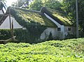 Cottage or outbuilding with mossy roof - geograph.org.uk - 968510.jpg