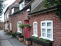 Cottages in School Lane, Fordwich - geograph.org.uk - 1068005.jpg