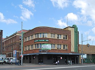 Broadway, Sydney - Image: County Clare Inn, Chippendale