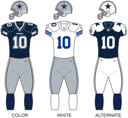 Dresy Dallas Cowboys