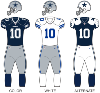 Dallas Cowboys National Football League franchise in Arlington, Texas