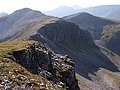 Crags on Stob Coire an Laoigh - geograph.org.uk - 238638.jpg