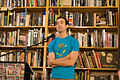 Craig Thompson at Powell's Books.jpg