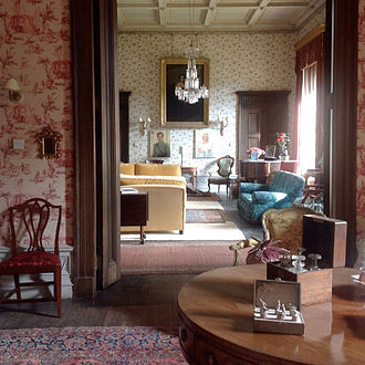 Craigston Castle - Craigston Castle Drawing Room