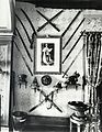 Cranbrook (private residence 1859-1900) residence of the NSW Governor 1900-1917, now Cranbrook School) - displays of various weaponry, Bellevue Hill (NSW) (8475295124).jpg
