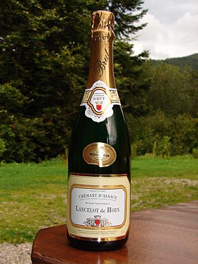 Image illustrative de l'article Crémant d'Alsace