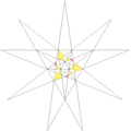 Crennell 35th icosahedron stellation facets.png