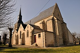 image illustrative de l'article Église Saint-Aubin de Crevant