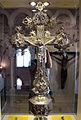 Croce processionale donata dal vescovo marino contareno, xv sec. 01.JPG