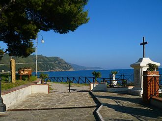 Ogliastro Marina - Image: Croceoglm