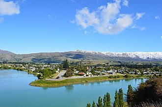 Cromwell, New Zealand - Image: Cromwell New Zealand October 2013
