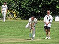 Crouch End CC v North London CC at Crouch End, Haringey London 06.jpg