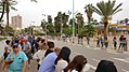 Crowd waiting Giro 2018 Beer Sheva.jpg