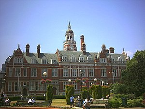 County Borough of Croydon - Image: Croydon Town Hall geograph.org.uk 21864