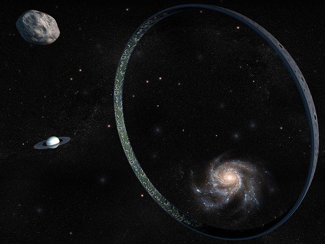 space megastructure