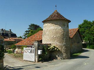 Saint-Antoine-Cumond Part of Saint Privat en Périgord in Nouvelle-Aquitaine, France