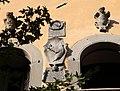 Cutigliano, palazzo dei capitani della montagna, stemmi 09.jpg