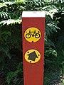 Cycle Path - geograph.org.uk - 517542.jpg