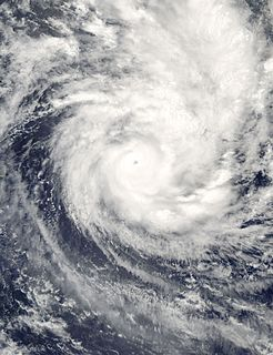 Cyclone Percy Category 5 South Pacific cyclone in 2005